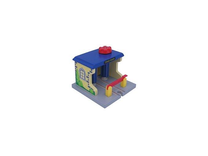 Vlaková myčka Maxim