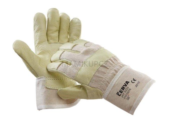 Dětské pracovní rukavice JAY KIDS