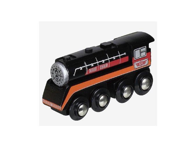 Parní lokomotiva Maxim - EPOCHA