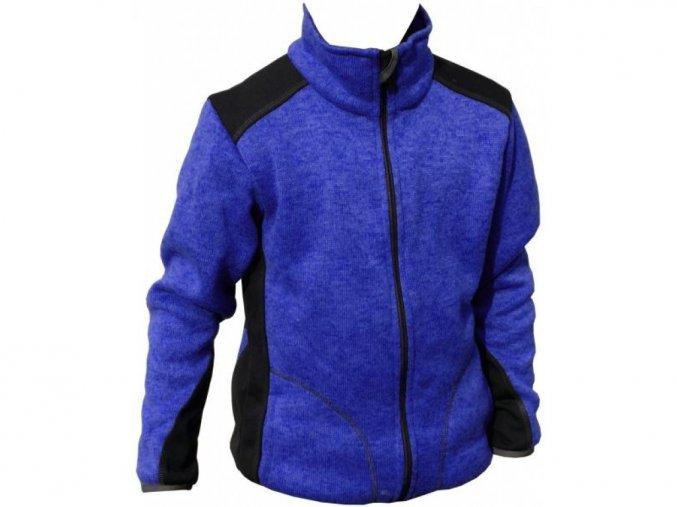 Dětský svetr se SOFTSHELLEM - 3 barvy