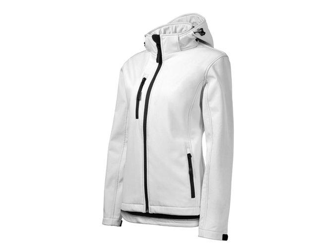Dámská zateplená softshellová bunda Adler s kapucí - 5 barev