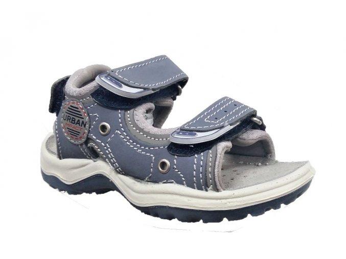 DĚTSKÉ sandálky Santé - modré