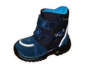 Zimní membránová obuv Reima Yann - tmavě modrá