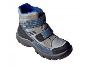 Dětská zimní obuv s membránou - SANTÉ BLUNOTTE