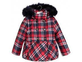 Zimní dívčí bunda Mayoral s kapucí, VEL. 98