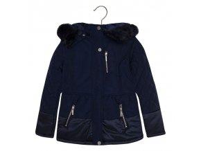 Zimní bunda s kapucí Mayoral, vel. 170 ( S/M)