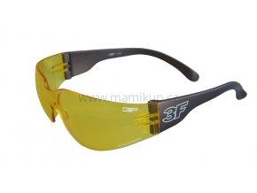 Dětské sluneční brýle 3F MONO JR. - ŽLUTÉ ZORNÍKY