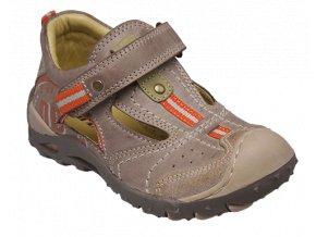 Dětská kožená obuv Santé Dingo