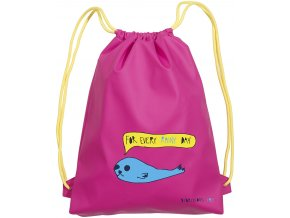 kids galon bag ruzovy