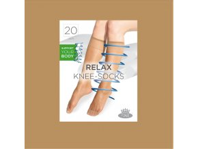 o 1504692354 Relax knee socks beige web