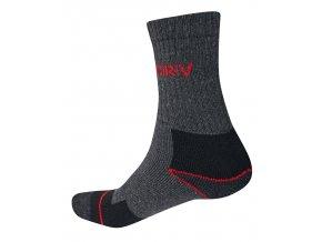 Pracovní ponožky CHERTAN - 3 BALENÍ
