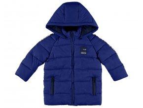 Chlapecká zimní PROŠÍVANÁ bunda MAYORAL - MODRÁ