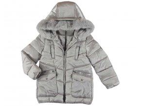 Zimní kabát pro dívky Mayoral 7497