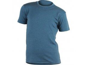 merino triko siri modre 5454