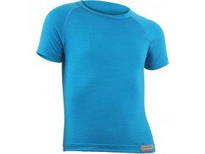 hary 5151 modre vlnene merino triko