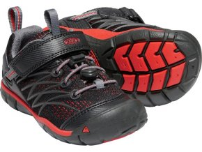10005759KEN01 CHANDLER CNX C RAVEN FIERY RED 5