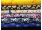 Silky - umělé hedvábí