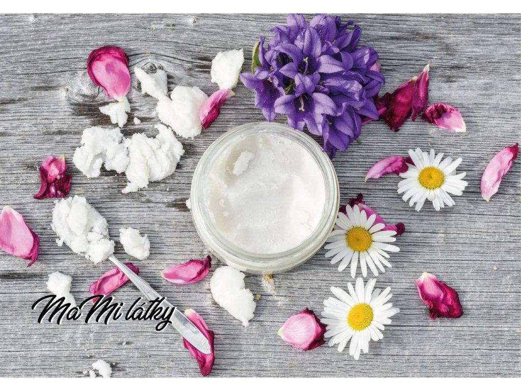 Koženkový panel  28x20cm voňavá kosmetika