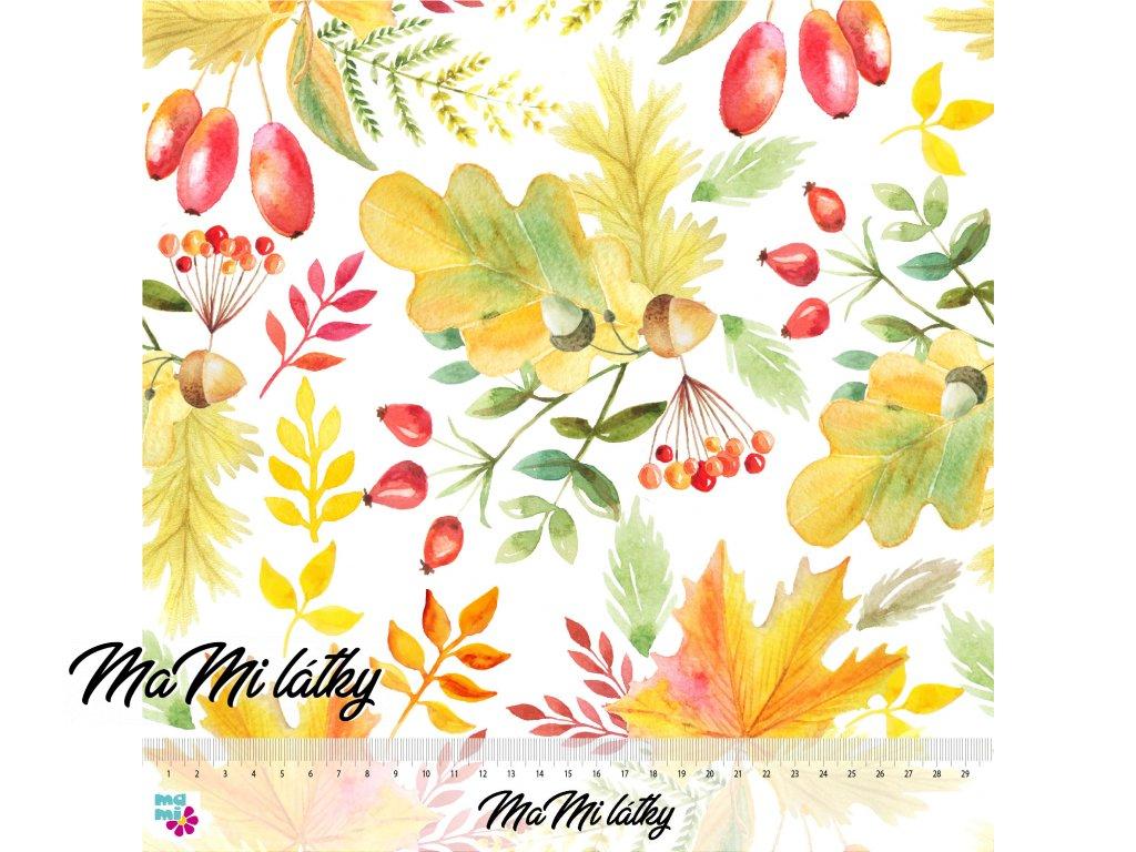 autumn pattern 11 30x30 nahled