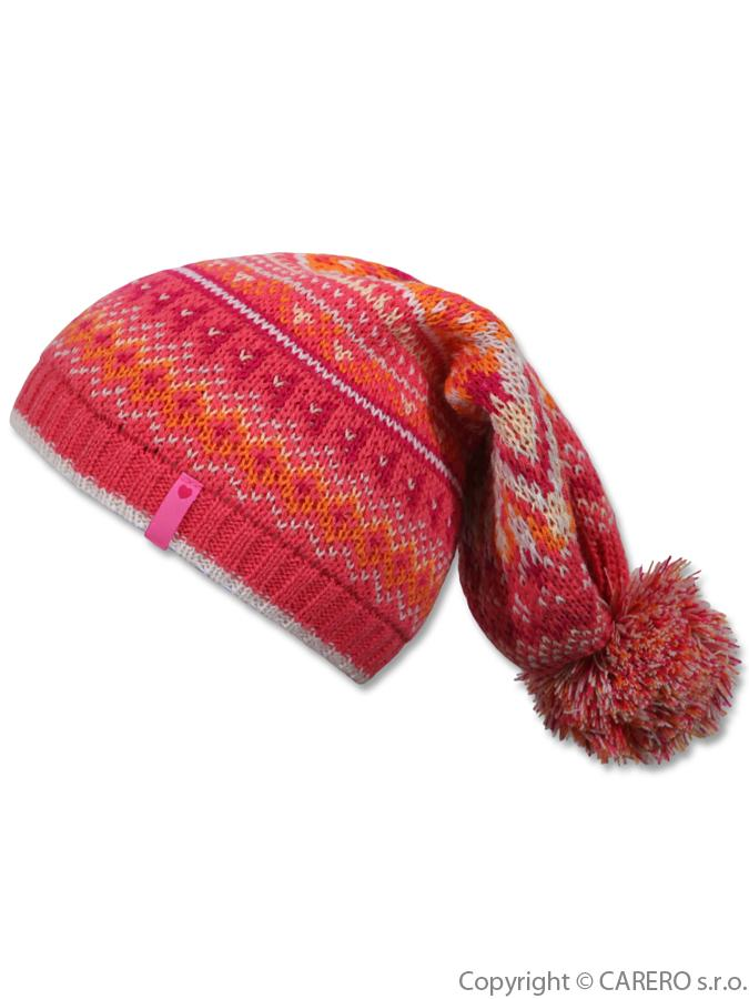 Zimní čepice a rukavice