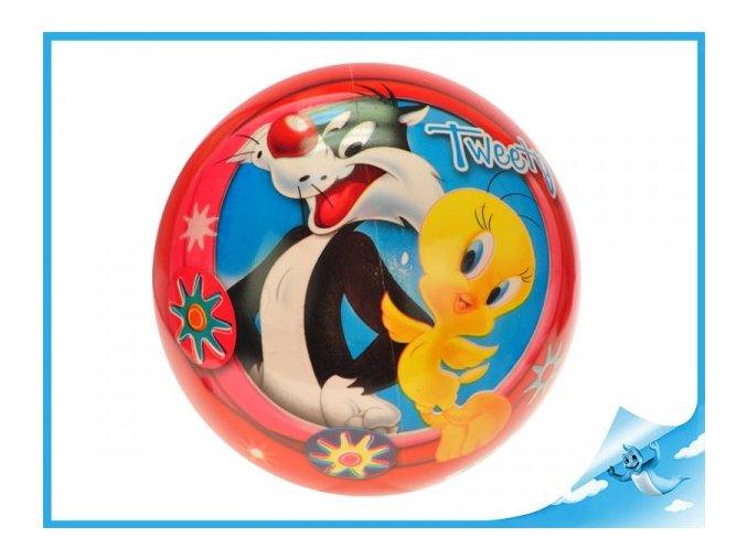 Míč Looney Tunes - Tweety a Sylvester