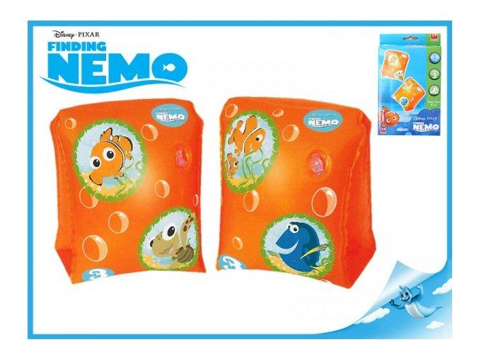 Rukávky nafukovací Nemo 23x15cm 3-6 let