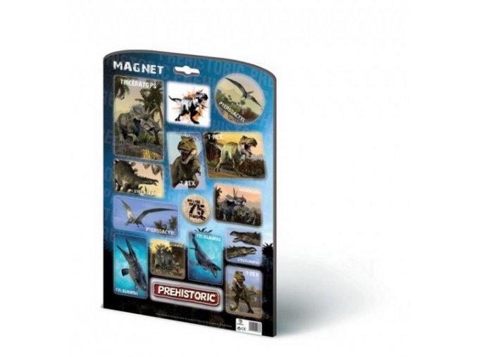 Magnetky A4 Prehistoric