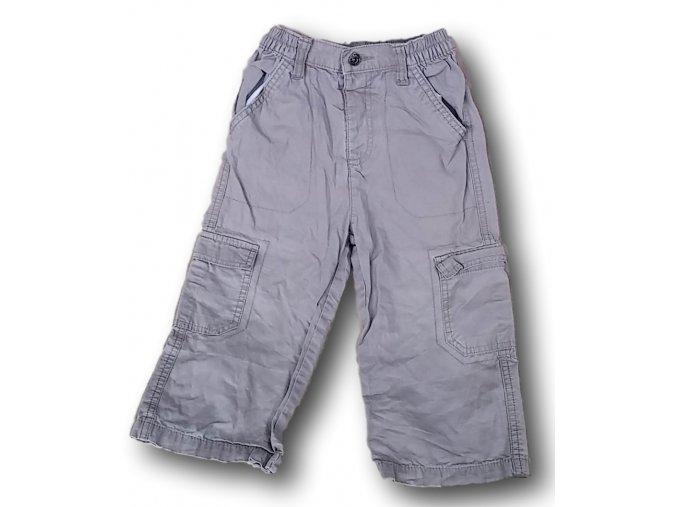 Kalhoty béžové, George, vel. 98