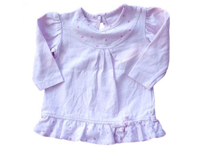 Tričko růžové, Cherokee, vel. 68