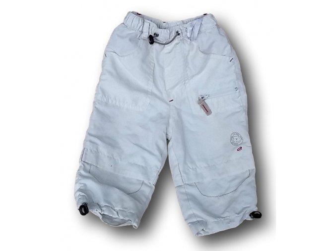 Kalhoty béžové, C&A, vel. 74