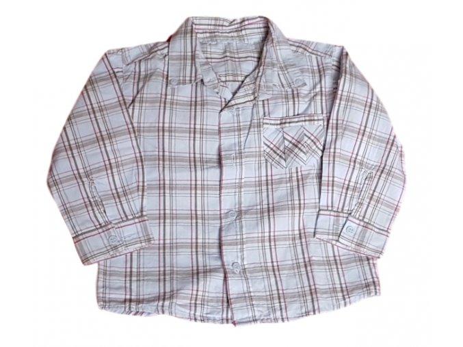 Košile s dlouhým rukávem George