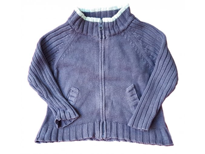 Modrý svetr, Early days, vel. 92