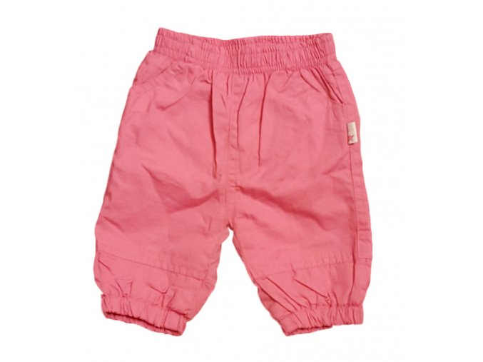 Růžové kalhoty, vel. 50