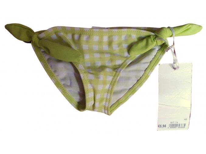 Zelené plavky