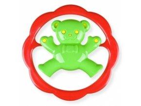 Chrastítko kruh medvěd