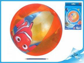 Míč nafukovací 51cm Nemo
