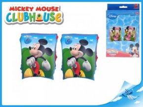 Rukávky Mickey Minnie 23x15cm
