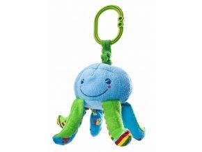 Edukační plyšová hračka Sensillo chobotnice s vibrací