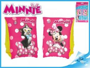 Rukávky nafukovací Minnie 3-6let