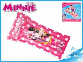 Lehátko Minnie nafukovací 119x61cm