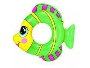 ryba zelená