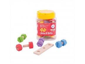 1076892127 bigjigs toys naradi dreveny spojovaci material v doze