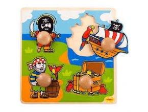 piráti vkládačka