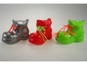 Pokladnička bota (Barva Zelená)