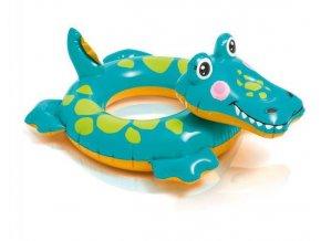 Nafukovací kruh zvířátko - krokodýl