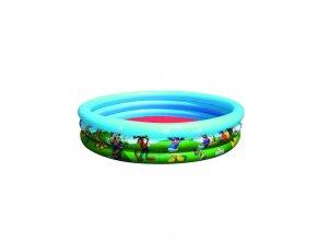 Dětský nafukovací bazén Bestway Mickey Mouse a přátelé
