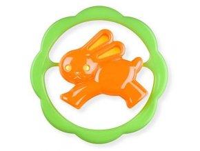 Chrastítko kruh zajíc
