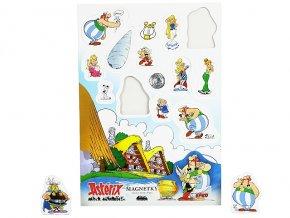 Magnetky Asterix