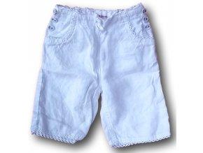 Kalhoty bílé, Mansoon, vel. 86