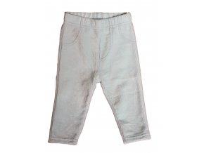 Kojenecké kalhoty světle modré